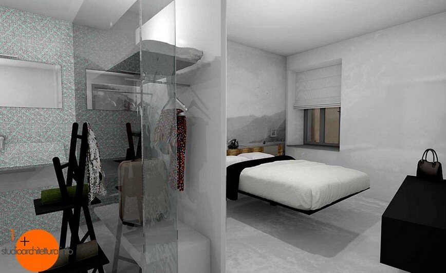 Arredamento-bed-and-breakfast-progetto