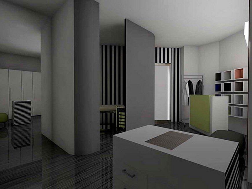 Blog di architettura e arredamento blog di architettura for Arredamento reception estetica