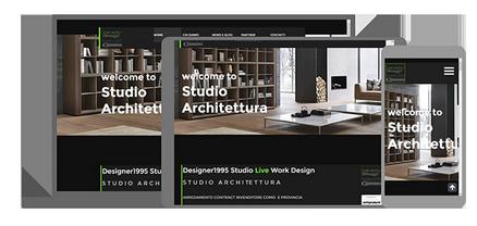 Designer1995 studio architettura arredamento contract - Siti design arredamento ...
