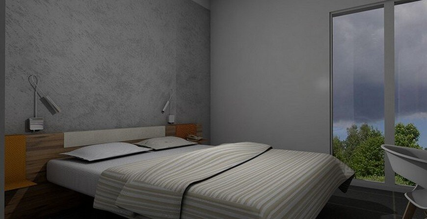 Progetto B&B - Plan Bio Bed and Breakfast_7